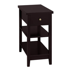 Yaheetech 3-Tier End Table