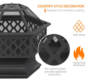 Yard Garden Outdoor Stove