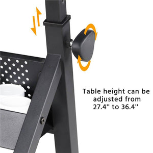 Yaheetech Draft Table Drawing Desk