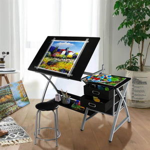 Yaheetech Drawing Table