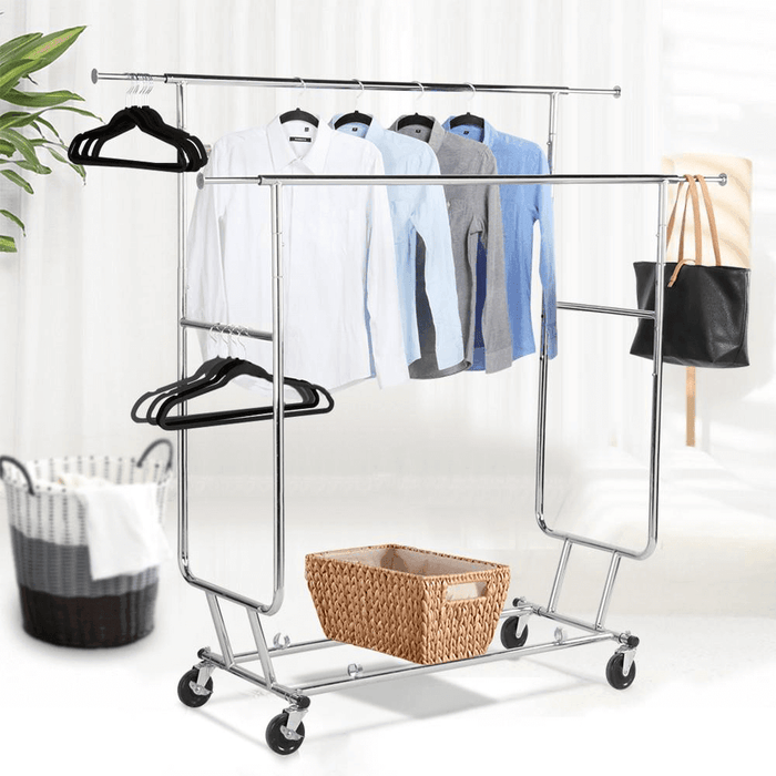 Yaheetech Commercial Garment Rack