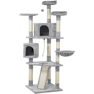 Yaheetech Cat Tree with Scratching Post 79 Inch