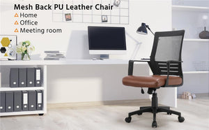 Yaheetech Home Office Desk Chair