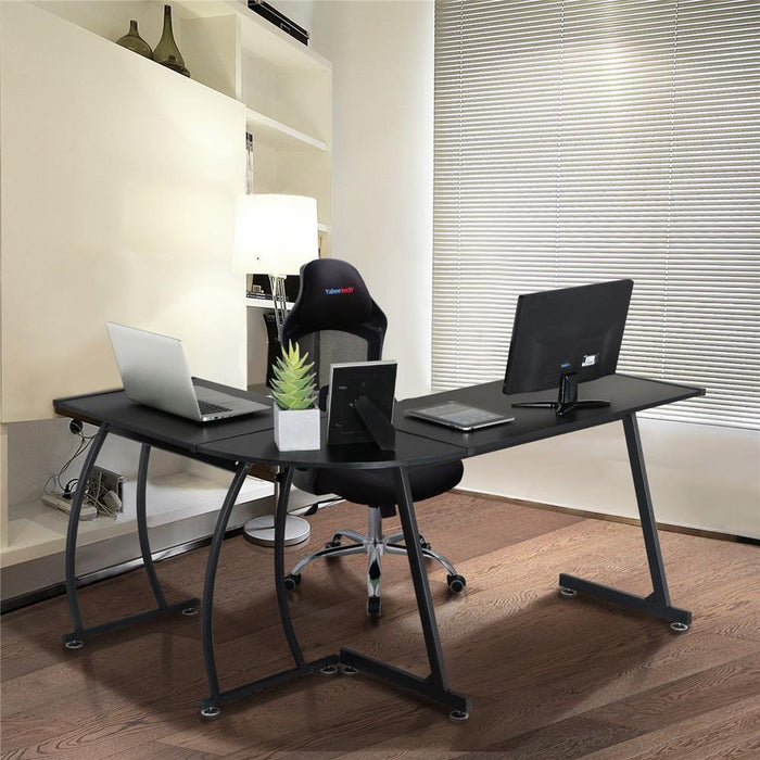 Yaheetech Computer Desk L-shaped