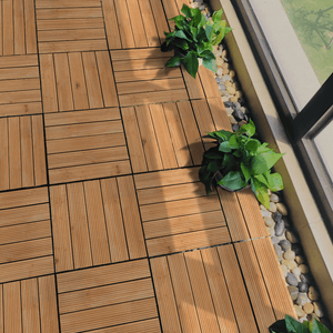 Yaheetech Patio Deck Tiles