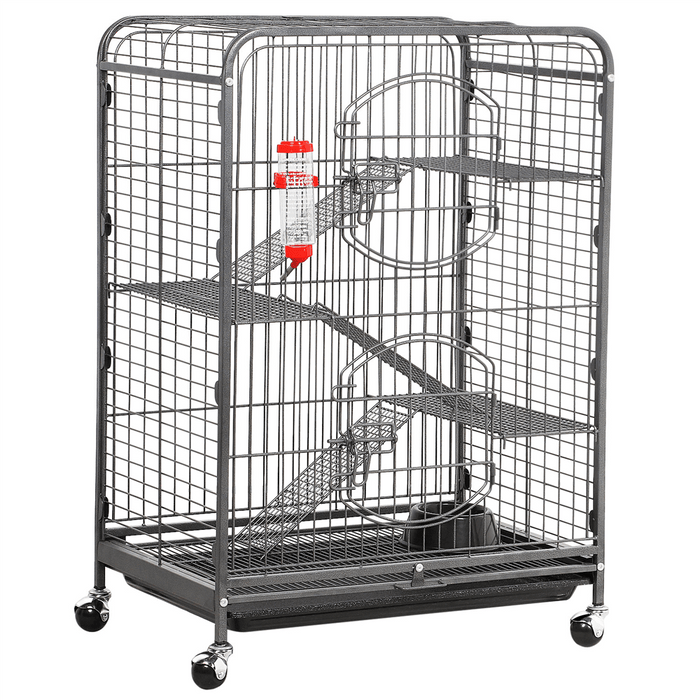 Yaheetech Pet Cage 37 Inch