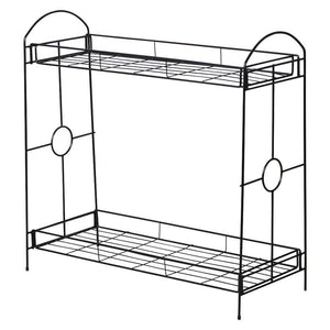 2-Tier Metal Plant Stand