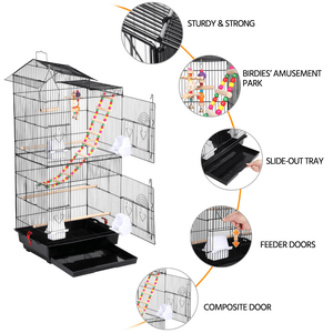 39-inch Parrot Cage