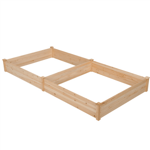 Wooden Raised Garden Bed