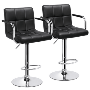 2pcs Bar Stools