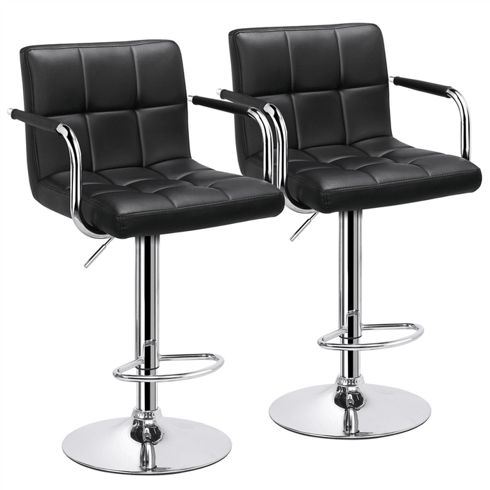 Yaheetech Bar Stools with Backs