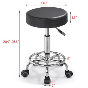 Adjustable Swivel Salon Stool