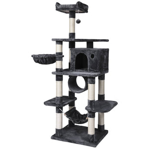 Yaheetech Cat Tree 69.5 Inch