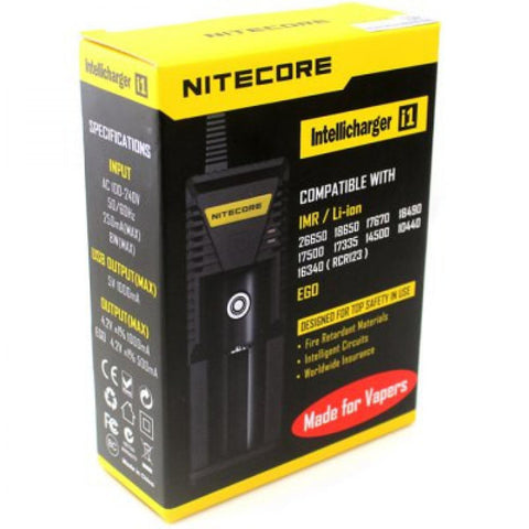 Nitecore i1 Intellichager