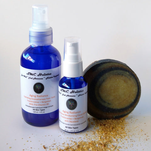 Skin Care. Eco Holistic + Aromatherapy