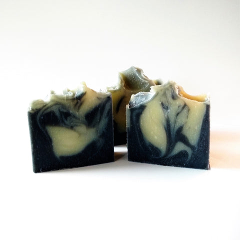 Grease Monkey Pumice. Natural Handcrafted Soap