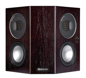 Luidspreker Monitor Audio Gold FX (per paar) HifiManiacs Dark Walnut