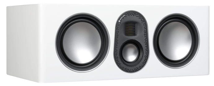Luidspreker Monitor Audio Gold C250 (per stuk) HifiManiacs Satin White