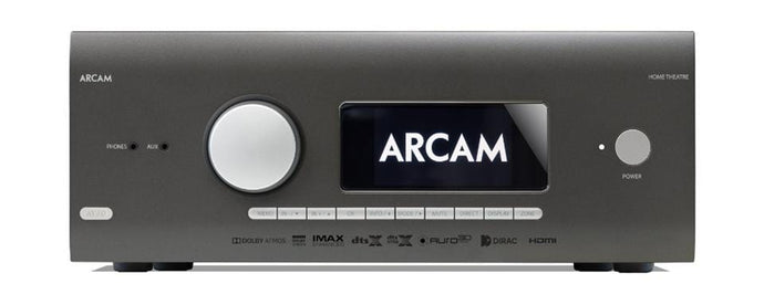 Surround Processor Arcam AV40 Surround Processor HifiManiacs