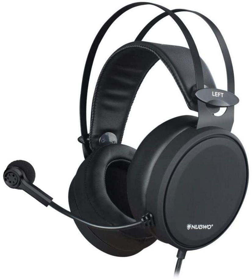 Gaming Headset, Noise Canceling Mic Headphones for PS4, Stereo, Xbox, PC, Mac