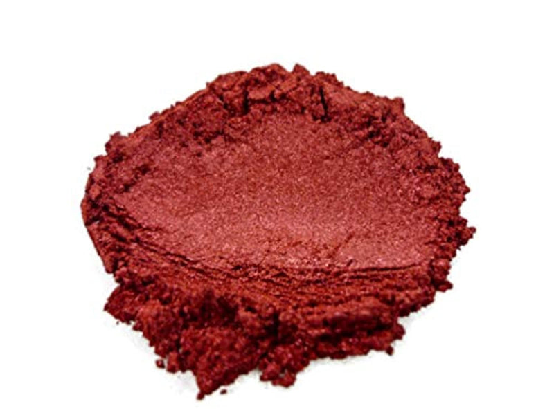 "51g/1.8oz""MERLOT"" Mica Powder Pigment (Epoxy,Resin,Soap,Plastidip) Black Diamond Pigments - Red Frog Deals"