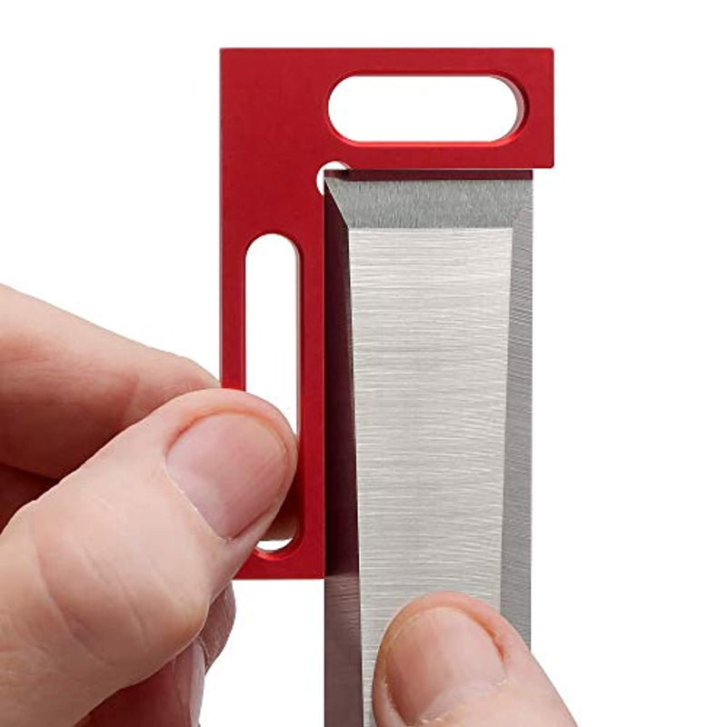 Woodpeckers Precision Woodworking Tools MINISQUARE Mini Square - Red Frog Deals