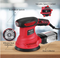 Meterk Random Orbit Sander, 6 Variable Speeds Electric Sander With 20 Pcs Sandpapers & Sponge Plate & Wool Plate &Tool Bag, Efficient Dust Collector For Finishing, Sanding, Polishing Wood - Red Frog Deals