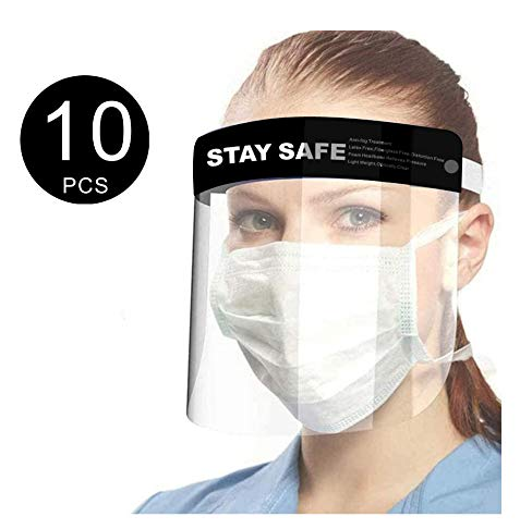 Double Side Protective Film Protect Eyes & Face, Breathable 10 pack - Red Frog Deals
