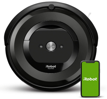 iRobot Robot Vacuum Wi-Fi Connected Self-Charging E5