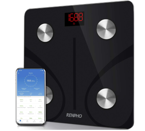 Body Fat Smart BMI Digital Bathroom Wireless Bluetooth Weight Scale - Red Frog Deals