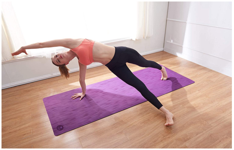 Eco-Friendly Odorless Pro Non Slip Yoga Mat - Red Frog Deals