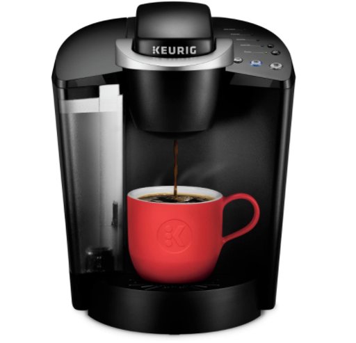 K-Classic Coffee Single Serve K-Cup Pod Brewer - Red Frog Deals