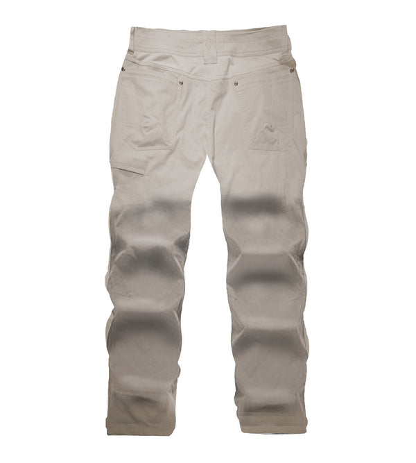 Vycah Light Gray Escent Pant Back View