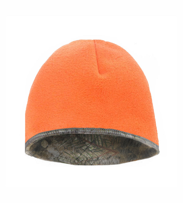 Vycah Reversible Beanie Orange View