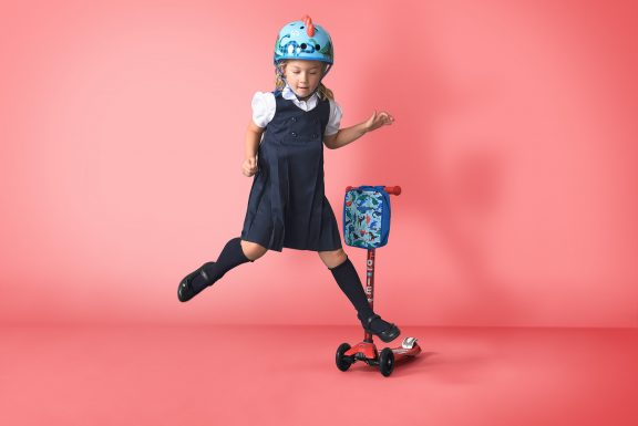 scoot to school plan