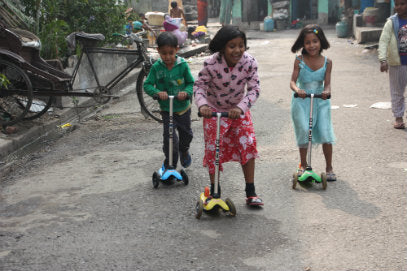 Scooter Aid 2