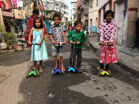 Scooter Aid India