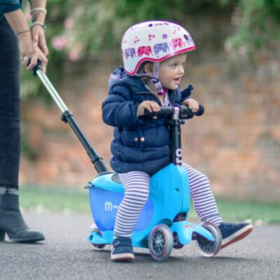 Best scooter for a 3 year old - Mini 2 Go Deluxe Plus