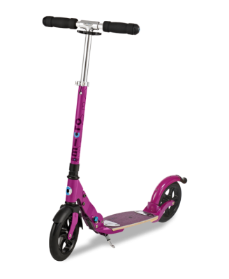 Micro Flex Deluxe Berry Adult Scooter