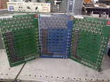 ELECTRICAL LABORATORY TECHNICAL SWITCH PANEL CHECKER BLUE GREEN SINGLE UNIT