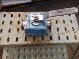 SVF FLOW CONTROL INDUSTRIAL BALL VALVE BLUE SINGLE UNIT