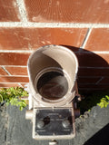 NAUTICAL NAVY PERISCOPE MILITARY BOMBING SIGHTS BROWN SINGLE UNIT