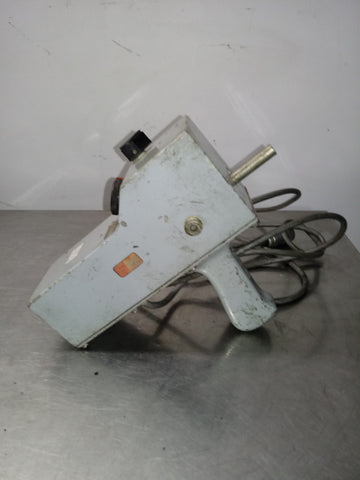 LEAK DETECTOR LABORATORY RAY GUN BLUE SINGLE UNIT