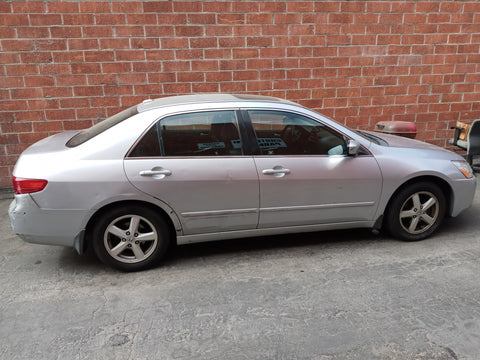 HONDA ACCORD SILVER SINGLE UNIT