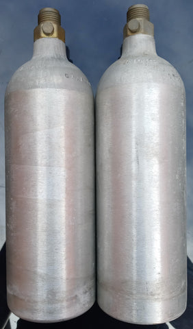 SPUN ALUMINUM TANKS SINGLE UNIT