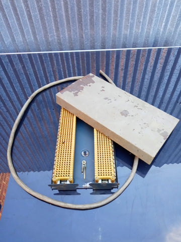 ELECTRICAL INDUSTRIAL WIRE BOX DEBRIS SINGLE UNIT