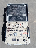 CONTAINER MILITARY LABORATORY TEST PANEL CASE