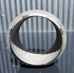 STAINLESS PIPE RIBBED BELLOW SINGLE UNIT