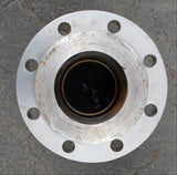 STAINLESS PIPE BRAIDED BELLOW DOUBLE FLANGE SINGLE UNIT