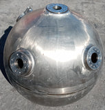 AEROSPACE ALIEN SCI-FI SPHERE BALL TANK